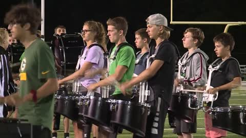 Greendale Marching Band marches into national spotlight